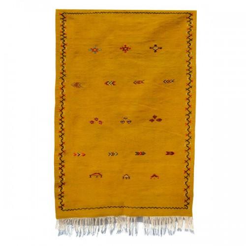 Tapis berbère marocain hanbel Akhnif 001