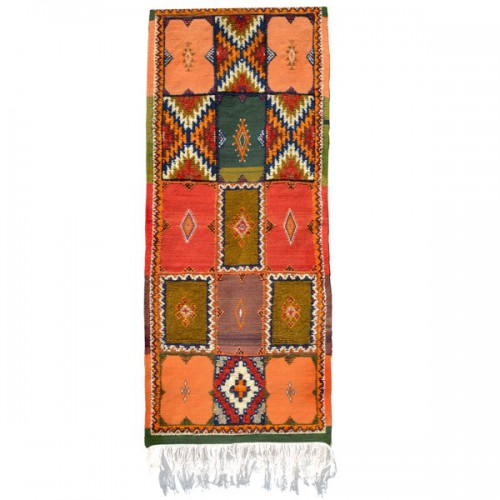 Tapis berbère marocain Glaoua 019 Couloir