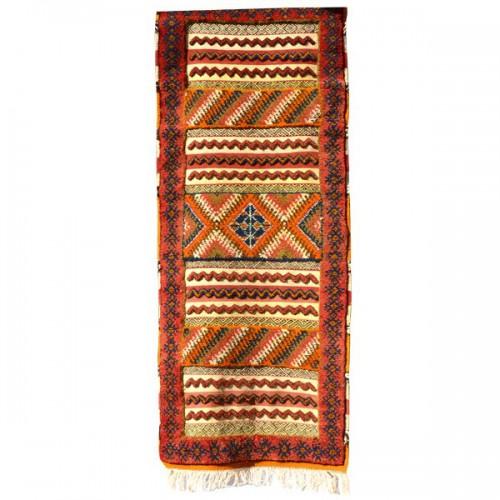 Tapis berbère marocain Glaoua 022 Couloir