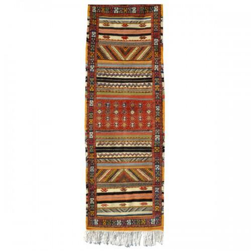 Tapis berbère marocain Glaoua 023 Couloir