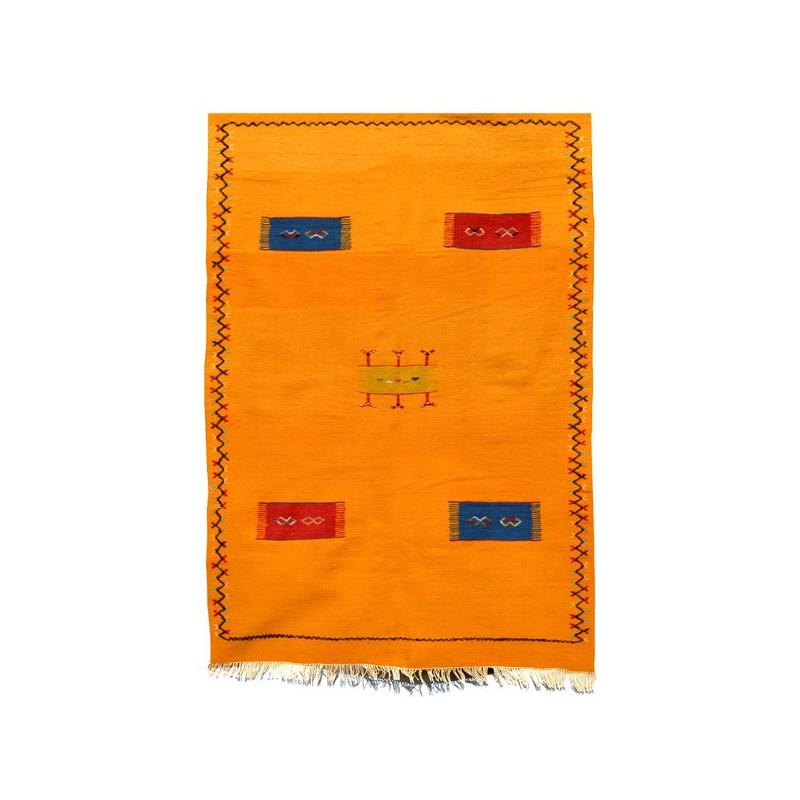 Tapis berbère marocain hanbel Akhnif 003