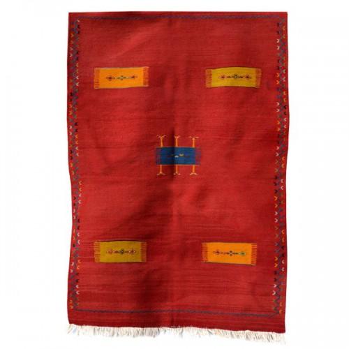 Tapis berbère marocain hanbel Akhnif 002