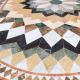 Table marbre ronde d.:110 Florentine 6