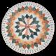 Table marbre ronde d.:130 Florentine 9