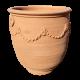 "Jarre pot terre cuite ""Romaine"" h.: 74 cm"