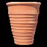 """Jarre poterie rustique """"ZARAMA"""" h.: 72 cm"""