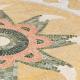 Table marbre ronde d.:130 Etoile couleur